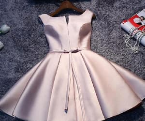 short homecoming dress, 2018 homecoming dress, and homecoming dress a-line image