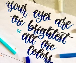calligraphy, font, and lettering image