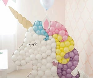 balloons, fun, and colours image