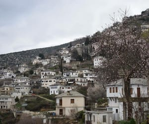 Greece, landscape, and winter image