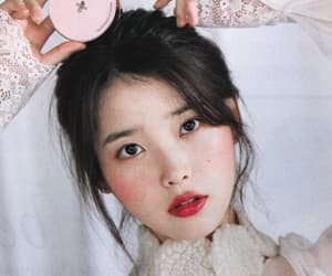 kpop, iu, and soloist image