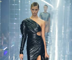 fashion, hailey clauson, and philipp plein image