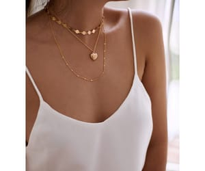 best friends, choker, and layered necklaces image