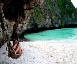 thailand and hammock image