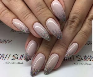 nails, beautiful, and nails ideas image