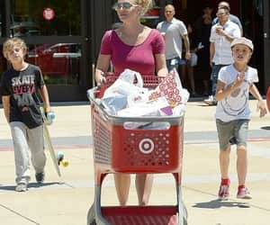 britney, food, and groceries image