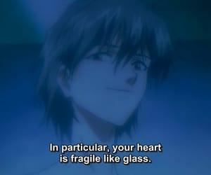 anime, sad, and thoughts image