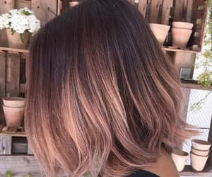 color, idee, and color hair image