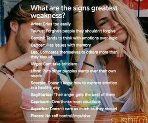 aquarius, horoscope, and Libra image