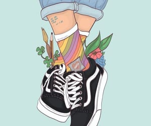 90s, shoes, and aesthetic image