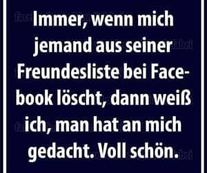 text, deutsch, and spruch image