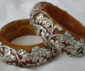 amber, jewelry, and bracelet image