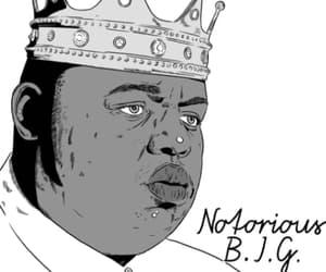 biggie, gif, and notorious big image