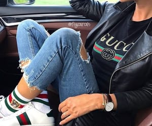 gucci, clothes, and girl image
