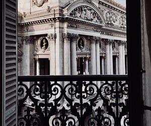 amazing, balcony, and historic image
