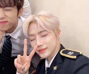the boyz, sunwoo, and kim sunwoo image