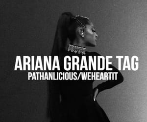 Ariana Grande Tag