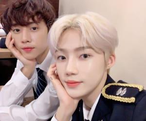 the boyz, sunwoo, and kpop image