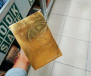 book, bookstore, and suzanne collins image