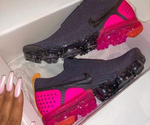nails and sneakers image