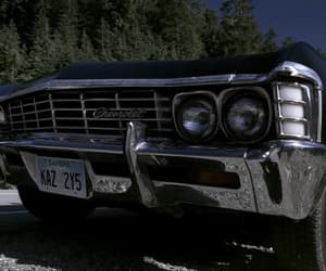 supernatural, black, and chevrolet image