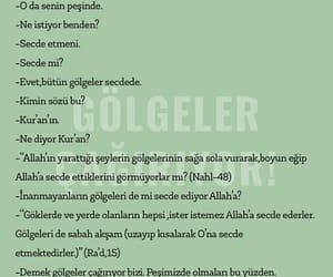 allah, islam, and salah image