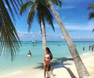 Dominican Republic, summer, and travel image