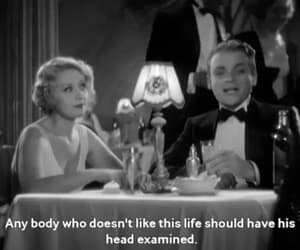 gif, james cagney, and joan blondell image