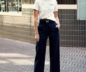 elegant, glamour, and pants image