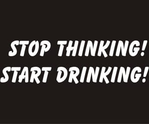 drink and think image