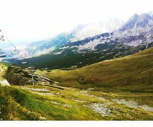 mountain, mountians, and zakopane image