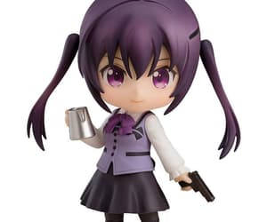 action figure, anime, and rize image
