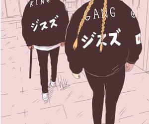 gang and king image