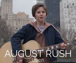 august rush, music, and movies you should watch image