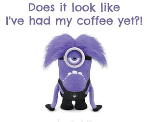 cafe, coffee, and minions image