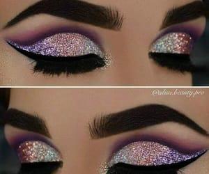 eyes, labios, and makeup image