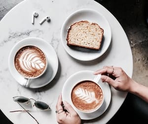 breakfast, delicious, and coffee image
