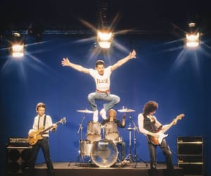 Queen, band, and rock image