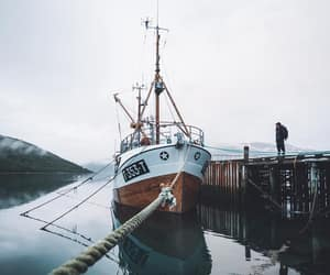 adventure, cozy, and fjord image