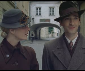 adrien brody, emilia fox, and film image