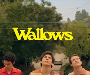 wallows and dylan minnette image