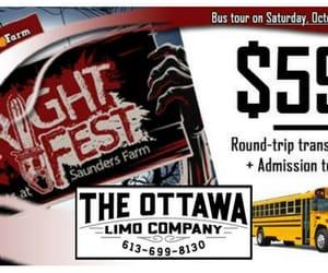 bus tour, charter bus, and ottawa bus tour image