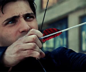 gif, alec lightwood, and shadowhunters image