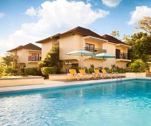 Caribbean, travel destination, and jamaica image