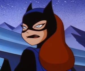 aesthetic, batgirl, and batman image
