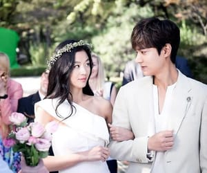 lee min ho, kdrama, and legend of the blue sea image