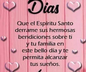 frases, pray, and saludos image