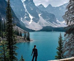 mountains, sea, and amazing image