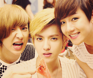 adorable, exo, and lay image