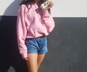 outfits, pink, and summer image